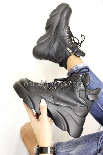 Спортни обувки - 955-1-BLACK