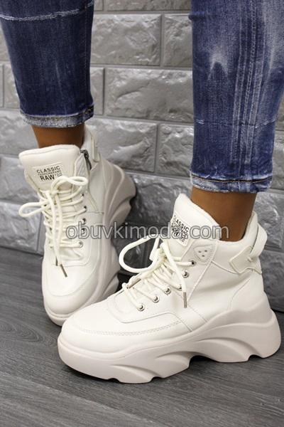 Спортни обувки - 955-5-BEIGE