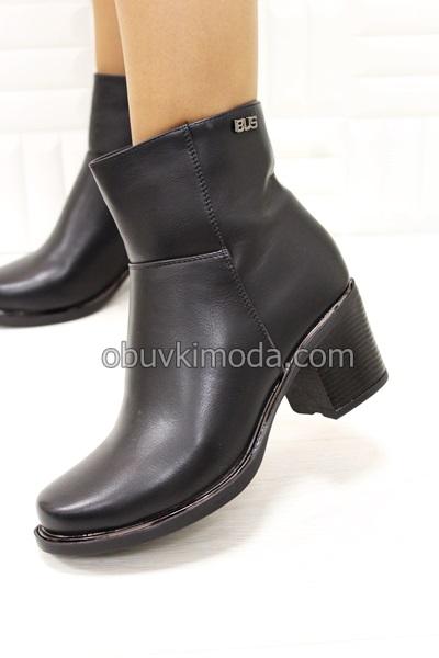 Дамски боти - 12186-3 BLACK