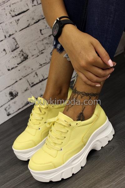 Спортни обувки - H939-YELLOW