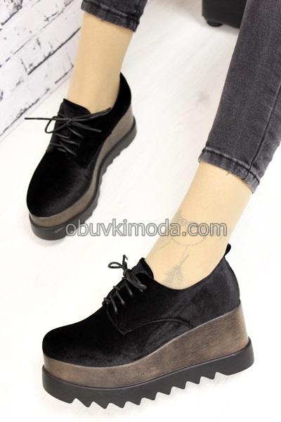 Дамски обувки - KL-175-BLACK