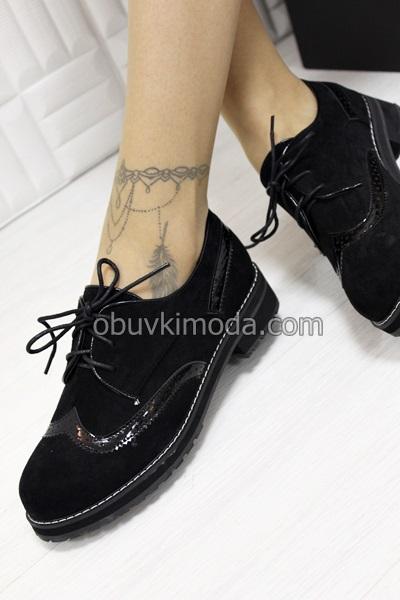 Дамски обувки - B-215-BLACK